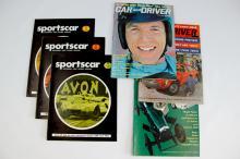 Set of 1960s Motor Magazines