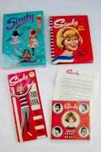 History of Sindy with Gift Book etc