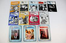 Avengers 1960s TV Ephemera / Fanzines