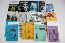 Alan Hunter Science Fiction Artist Ephemera, Lot 7