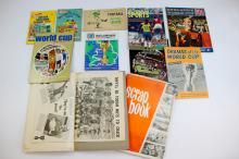 England Football 1966 World Cup Ephemera