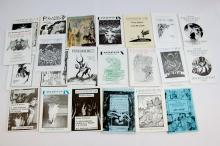Collection of Fantasycon Programs 1970s onwards