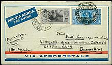 REGNO D'ITALIA  POSTA AEREA
