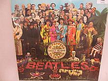 Beatles ' Sergeant Pepper's Lonely Hearts Club Band ' vinyl album