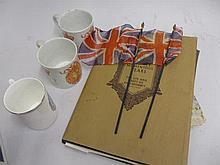 Quantity of various Royal Commemorative items including ceramics and printed ephemera