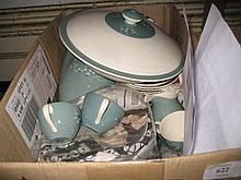 Royal Doulton Spindrift forty eight piece dinner service and a matching Spindrift twenty five piece coffee service