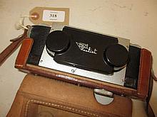 American Stereo Realist camera by David White Company, Milwaukee U.S.A.