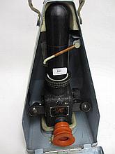 Kelvin & Hughes, 20th Century periscopic sextant type KSH0203, in original fitted case
