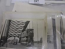 Similar folio containing a small quantity of bus and tram photographs of the 1940's and '60's