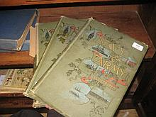 Four volumes 1897, ' The Army and Navy Illustrated '