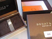Bedat and Company Switzerland, ladies wristwatch, model No. 3 with original presentation packaging