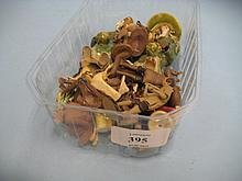 Quantity of miscellaneous small collectables including miniature pottery figures