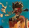 ANTHONY BENNETT born 1966 Portrait of Jean-Michel