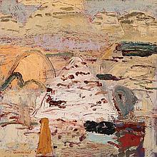 ELISABETH CUMMINGS (born 1934) Brumo Lands in the