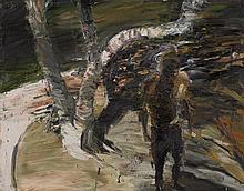 EUAN MACLEOD born 1956 Tree and Figure, Mosman