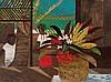 RAY CROOKE born 1922 (Island Still Life) oil on