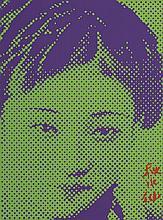 SONG LING born 1961 Shanghai Flower 4 2004