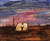 SIDNEY NOLAN (1917-1992) Kelly Guarding Camp
