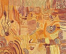 MAKINTI NAPANANGKA (1930-2011) Untitled