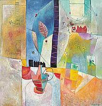 HENRYK SZYDLOWSKI born 1950 Landscape of the