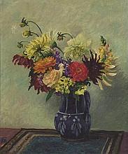 RUPERT BUNNY (1864-1947) Still Life oil on canvas