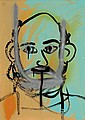ADAM CULLEN, (1965-2012), Self Portrait as Al