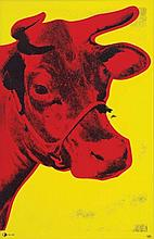 ANDY WARHOL (1928-1987, American) Picture Cow