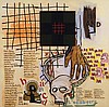 GORDON BENNETT born 1955 Notes to Basquiat: Hand
