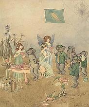 IDA RENTOUL OUTHWAITE (1888-1960) Refreshments