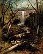 JOHN SKINNER PROUT (1805-1876) Willoughby Falls,
