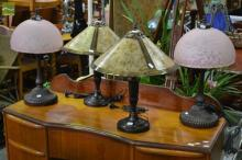 2 Pairs of Table Lamps