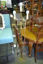 Brass Style Standard Lamp