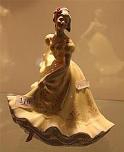 Royal Doulton Figure 'Ninette' by Peggy Davis