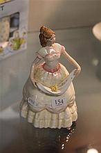 Royal Doulton Figure 'Nicole' by Pedley