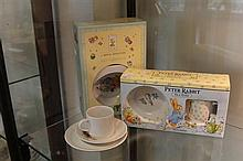 Collection of Nursery Ware incl Wedgwood, Royal Doulton