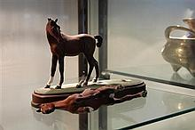 Royal Doulton Horse Figures 'Spirit of Love' a.f