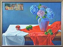 Robert Baird - Untitled (Still Life) 75 x 101cm