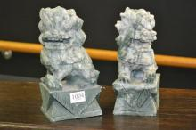 Marble Dogs of Foe