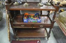 Late Victorian Dumbwaiter Small Restoration Needed