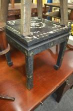 Mother of Pearl Inlaid Sidetable