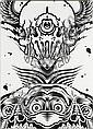 Cultural Urge 2008 - SydneyEl Conquistador 1/12 signed & numbered screenprints