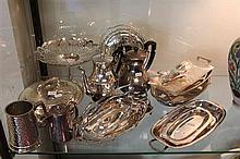Silver Plated Wares
