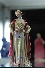 Royal Doulton Figure 'Clotilde' Rd No 986720