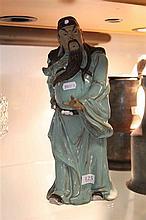 Chinese Guan-Yu Figure