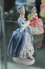 Royal Doulton Figure 'Masquerade'