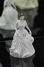 Royal Doulton Figure 'Harmony' with Box