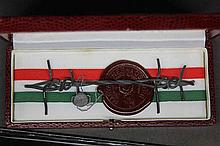 Iron Curtain Barbed Wire Piece with Certificate