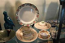 Royal Doulton Part Dinner Wares & Other English Ceramics