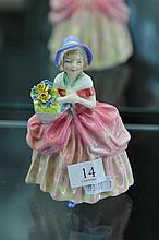 Royal Doulton Figure 'Cissie'