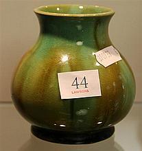 McHugh Green Pottery Vase